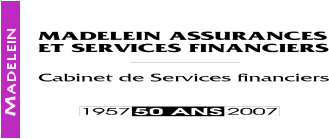 Madelein Assurances et Services Financiers