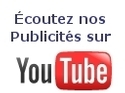 La page Youtube de Paré Assurances